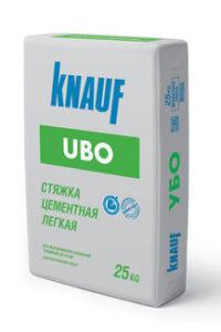 Стяжка кнауф UBO