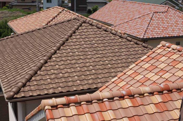 Кровельные материалы для крыши дома
