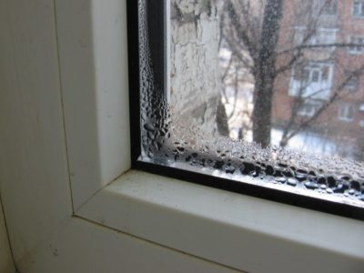 Нарушение герметичности, конденсат, запотевание окна