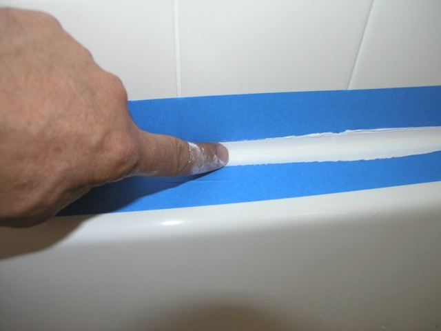 Высыхание герметика