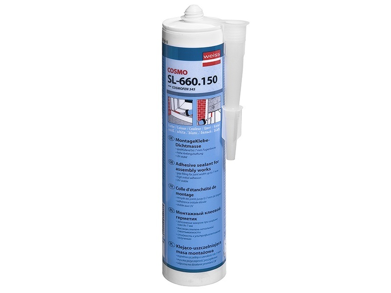 Cosmo - жидкий пластик