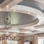 Кессоновые потолки - фото 2