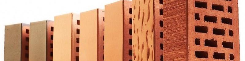 Керамические кирпичи