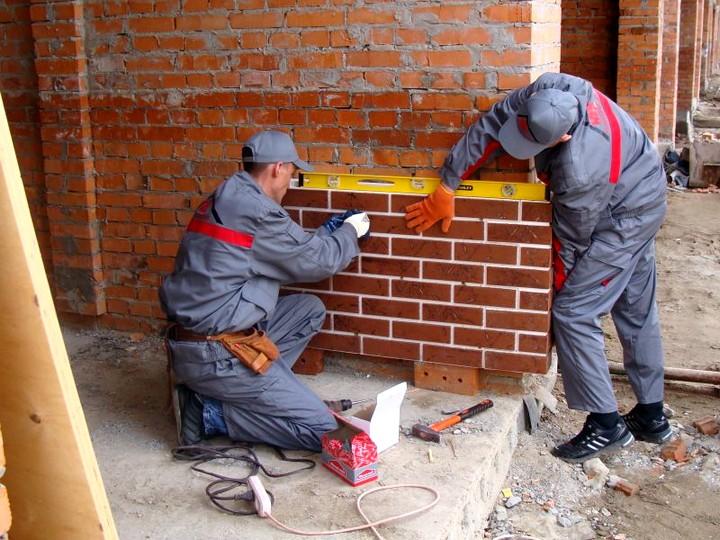Фасадные термопанели с клинкерной плиткой-монтаж