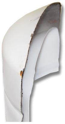 Рисунок 12 – Пример в разрезе пластиковой вставки накопительного бака