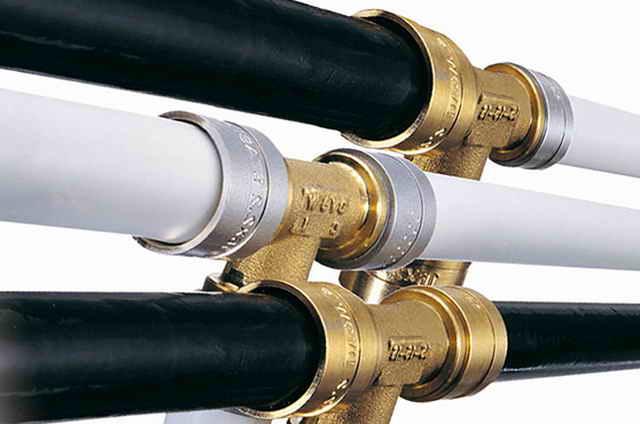 Виды труб для водопровода дома