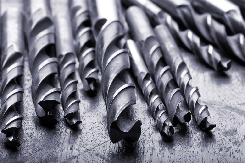 виды сверл по металлу