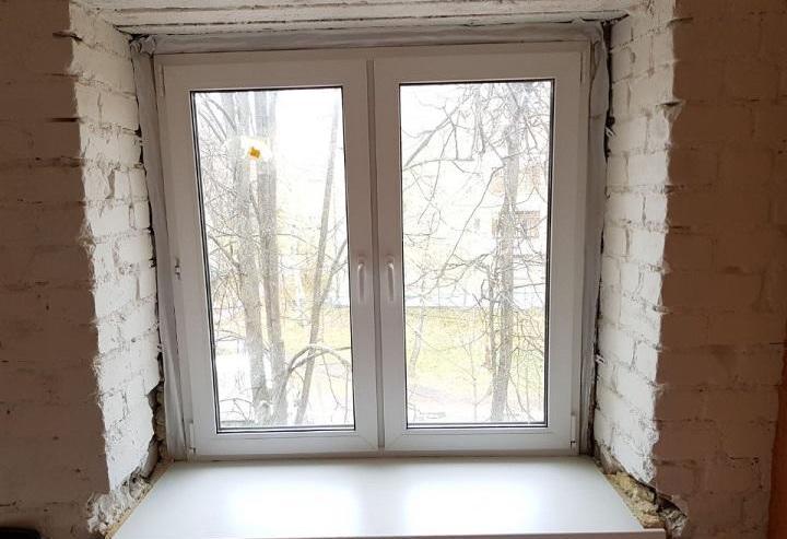 Отделка оконных откосов внутри и снаружи - необходимая и очень важная часть строительных работ