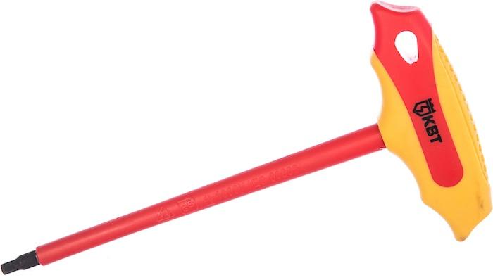 Диэлектрический инструмент с Т-образной рукоятью и шестигранным наконечником