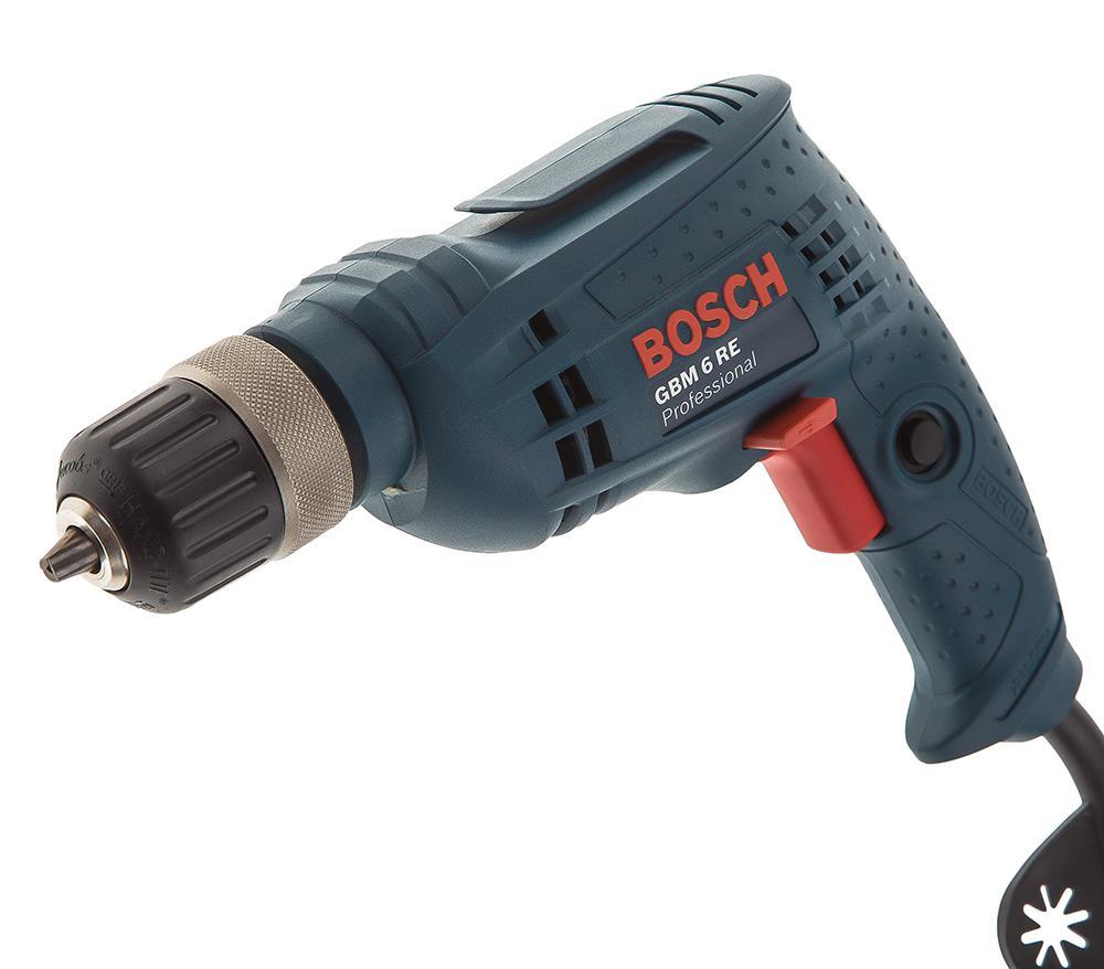 Дрель безударная Bosch (модель GBM 6 RE 0.601.472.600)