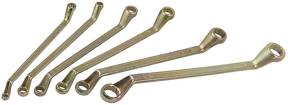 Ключи гаечные накидные