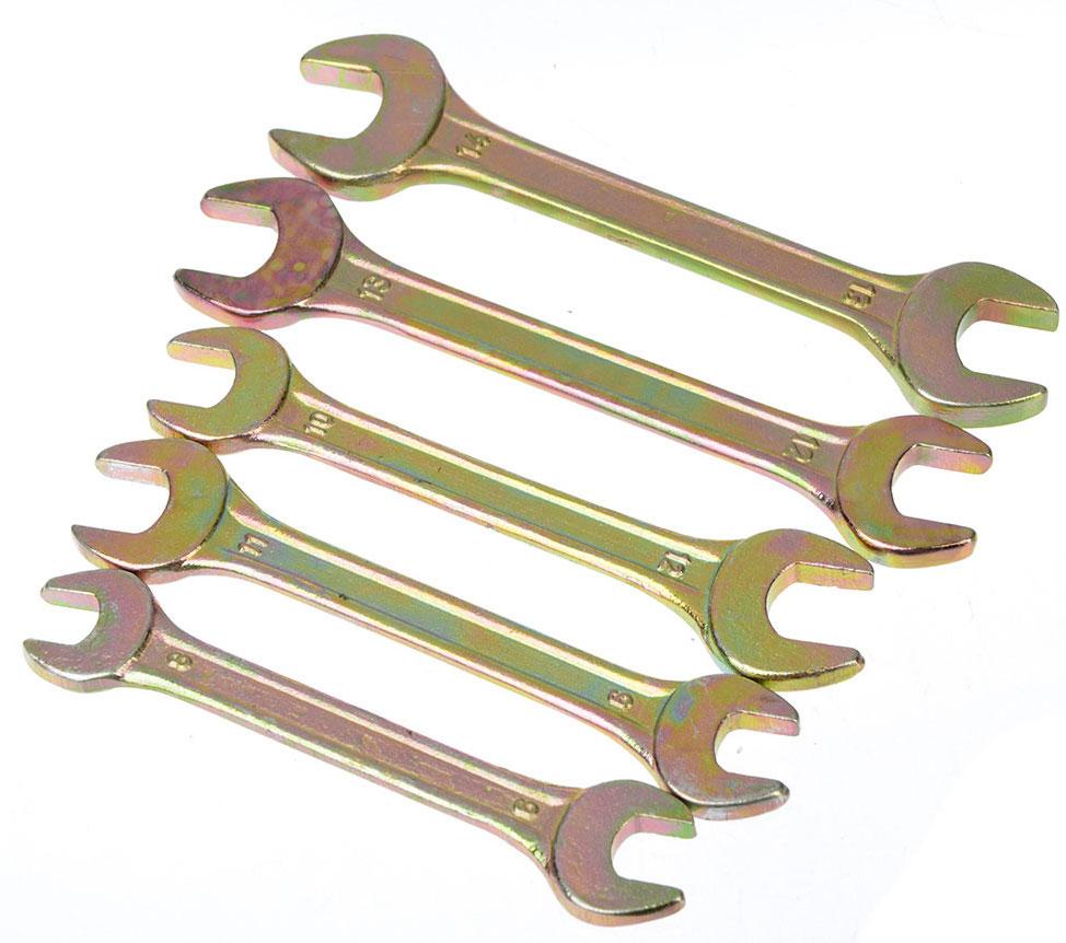 Ключи гаечные рожковые