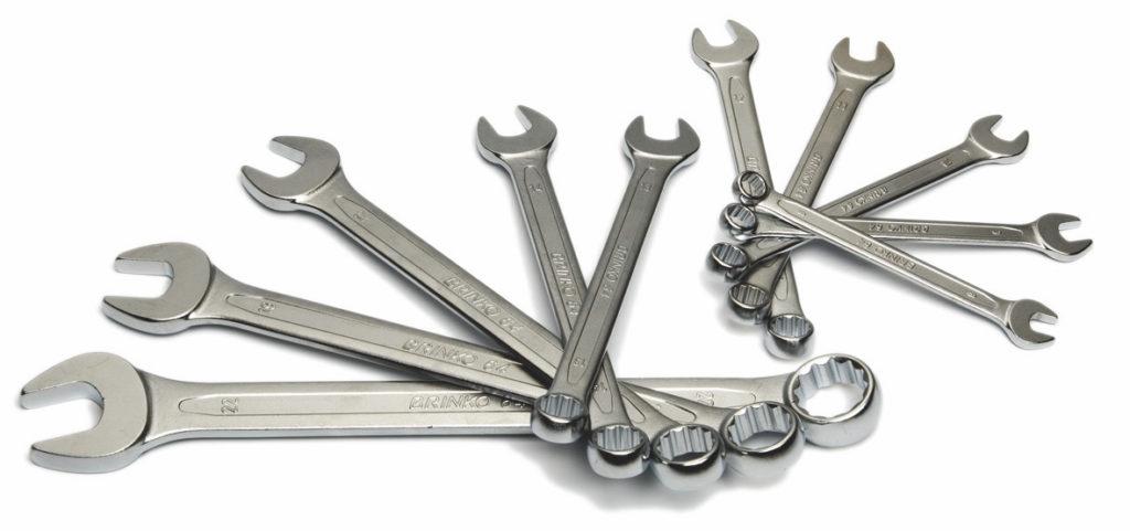Набор ключей комбинированных