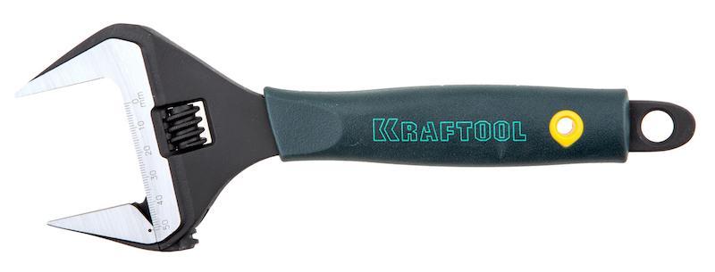 Разводной ключ фирмы Kraftool, 27258-25 (Германия)