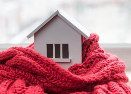 Чем утепляют дома
