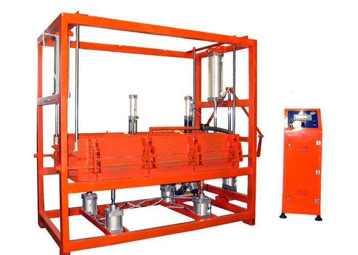 Станок для производства термических панелей