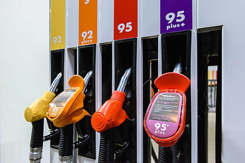 Бензин для бензопилы