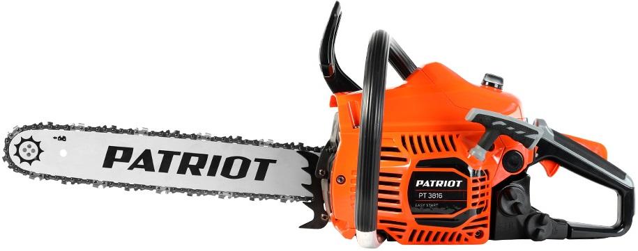 Бензиновая пила PATRIOT PT 3816