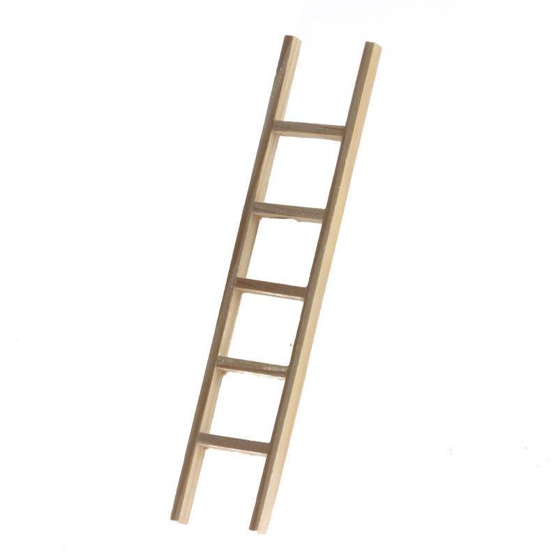 Деревянные лестницы строительные