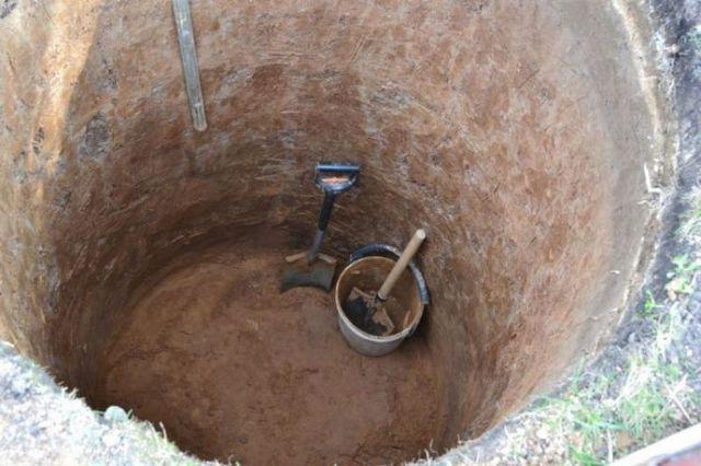 Как выкопать колодец?