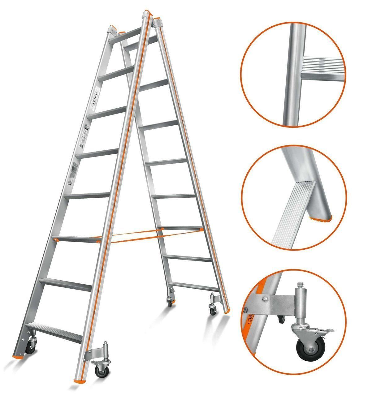 Лестница для строительных работ