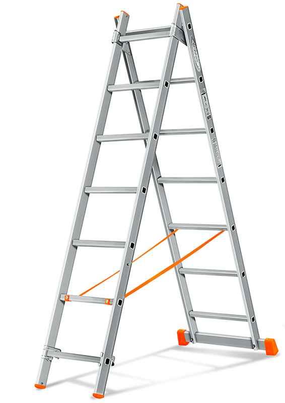 Лестницы для строительно-монтажных работ