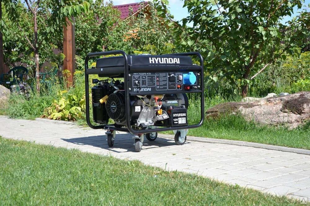 На что обратить внимание при выборе генератора для дома?