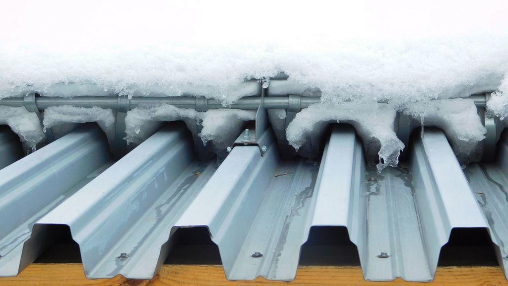 Система снегозадержания
