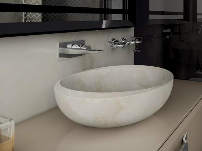 Столешницы для ванной под раковину