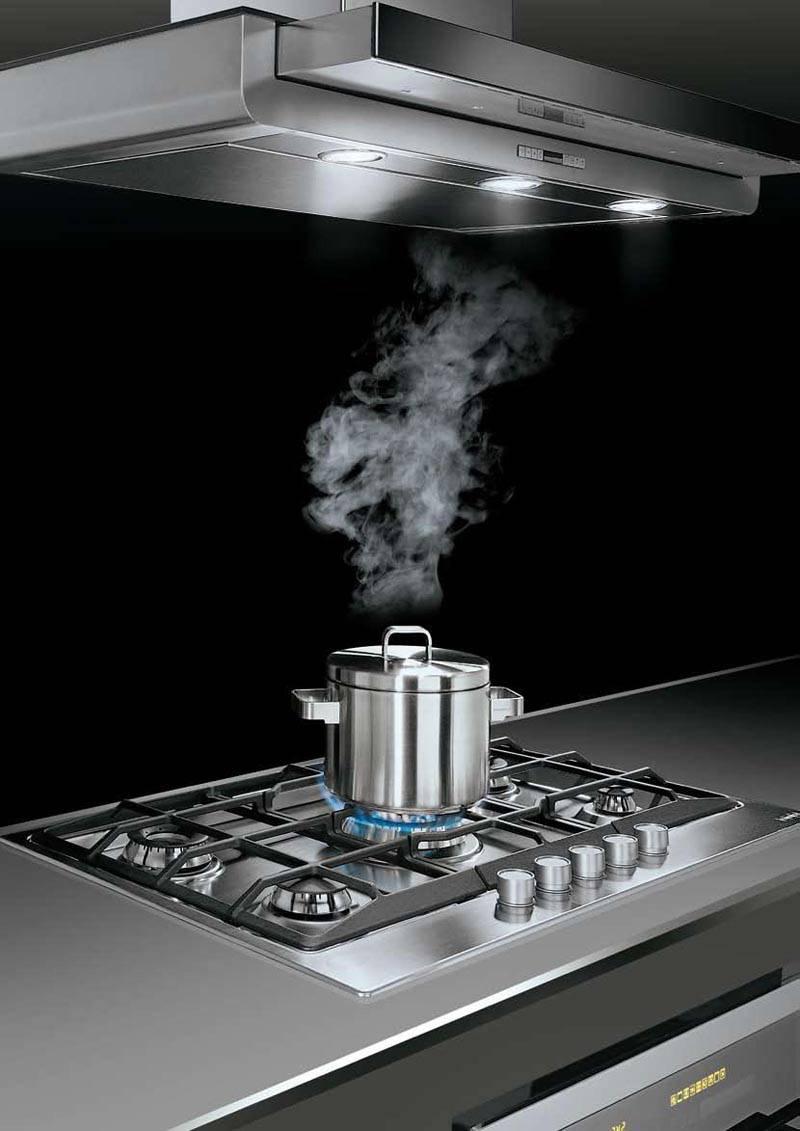 Для чего нужна вытяжка на кухне?