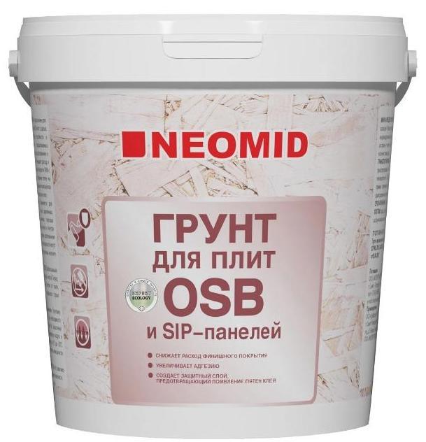 Грунт Neomid (для OSB-плит)