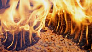 Отопление пеллетами