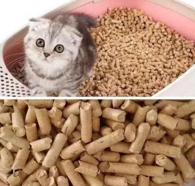 Пеллеты для домашних животных