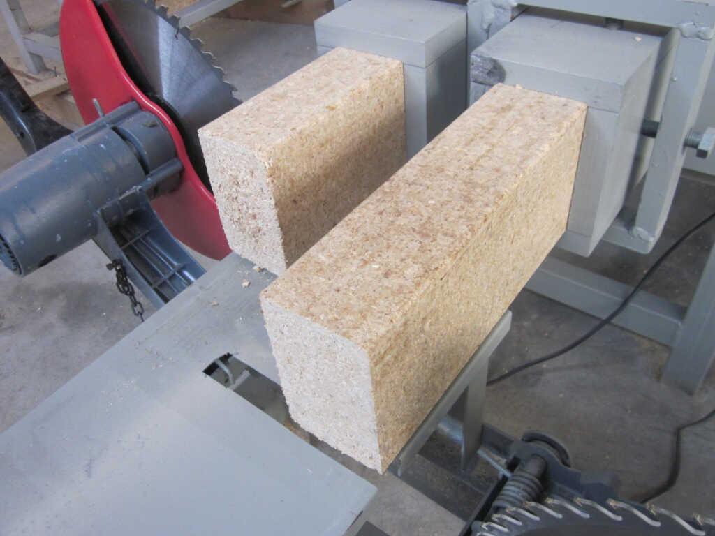 Пресс для топливных брикетов