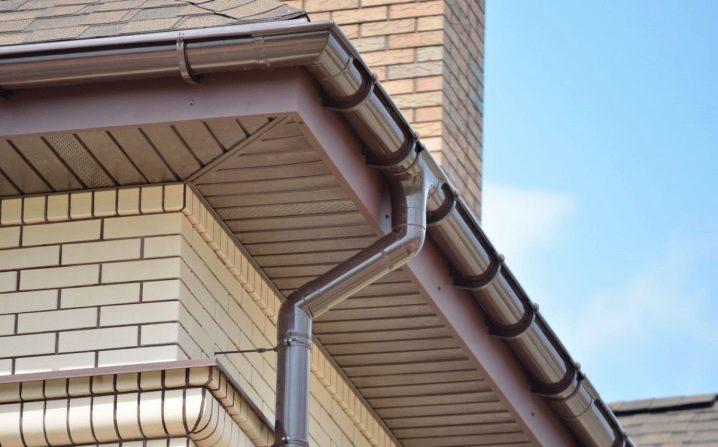 Водосточная система для крыши