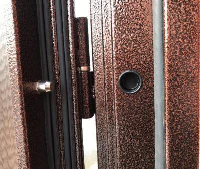 Что такое противосъемный штырь на двери