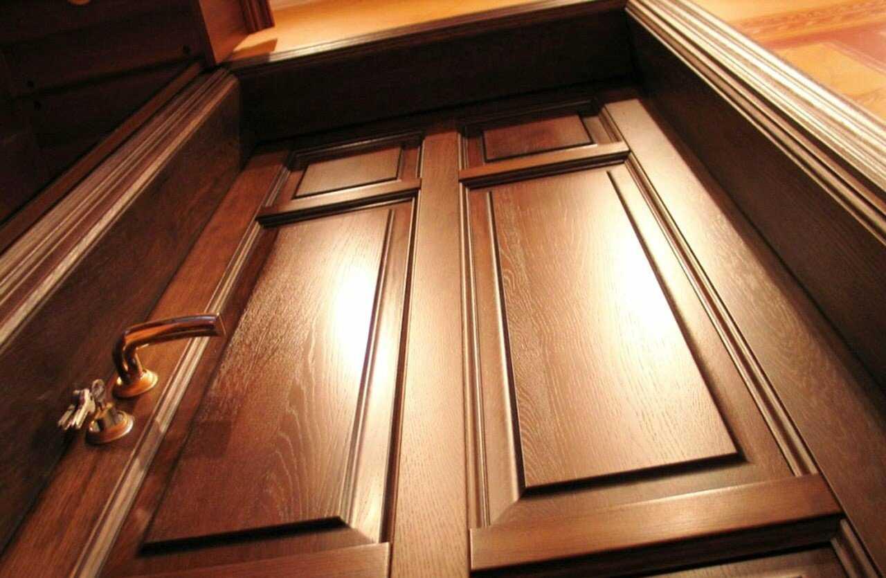 Филёнчатые двери