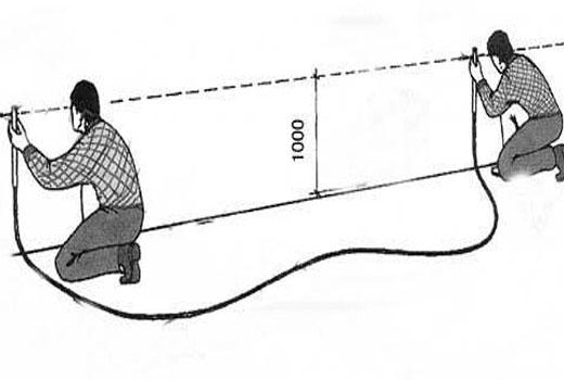 Применение гидроуровня